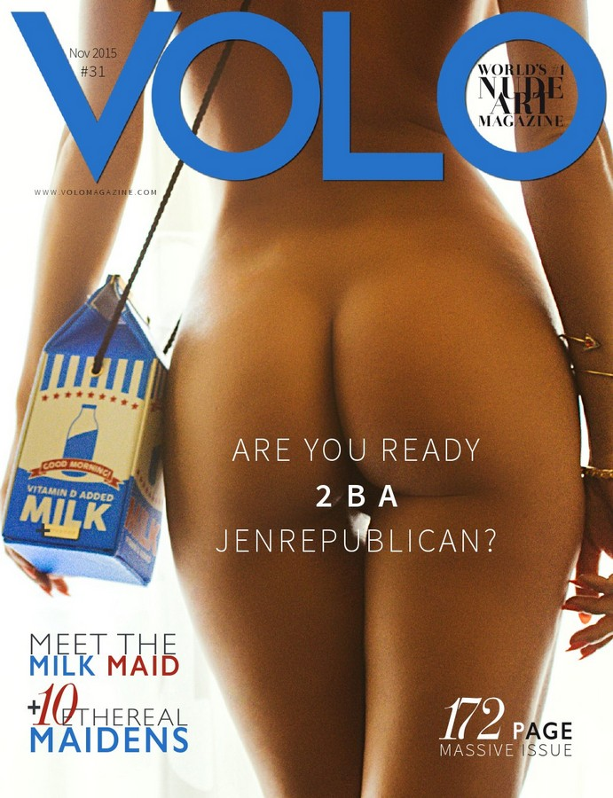 """Volo Magazine """"November 2015"""""""