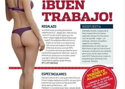 Revista H Para Hombres February 2015