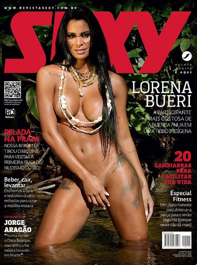 Revista Sexy Brazil February 2015