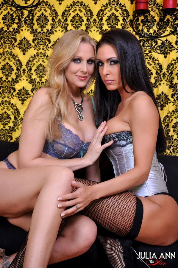 Julia Ann and Jessica Jaymes