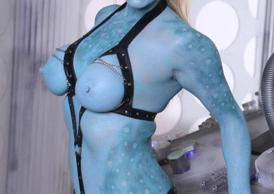 Victoria Summers The Doctor Part Three 0812