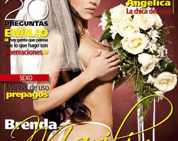 "Playboy Venezuela ""August 2012"""