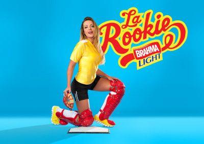 "Christina Dieckmann ""La Rookie Brahma"""