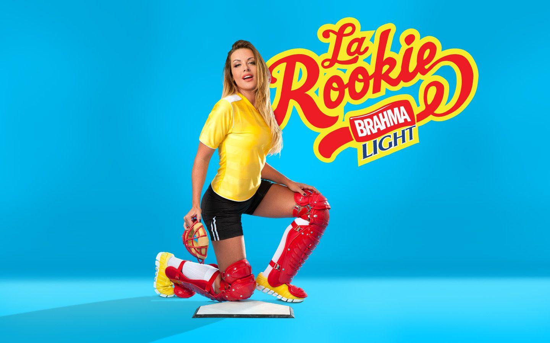 Christina Dieckmann La Rookie Brahma