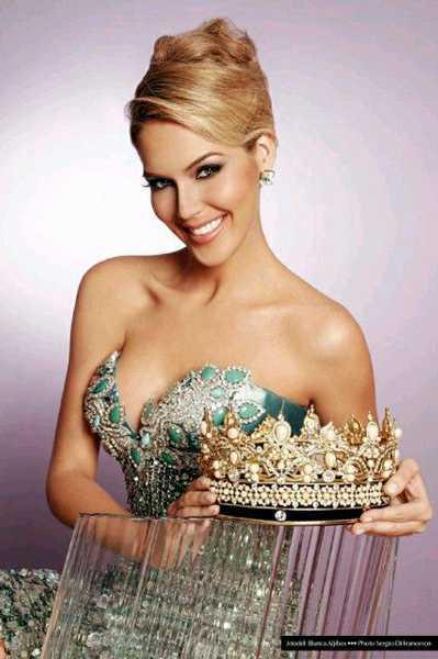 Blanca Aljibe - Miss Venezuela - 21