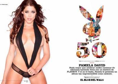 Playboy Argentina February 2010