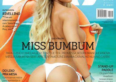 """Revista Sexy Brazil """"January 2015"""""""