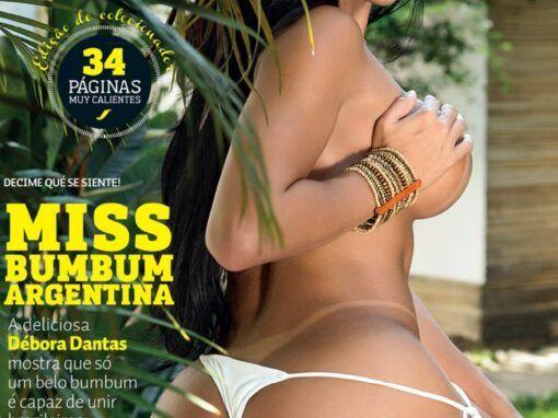 Revista Sexy Novembro 2015 – Debora Dantas