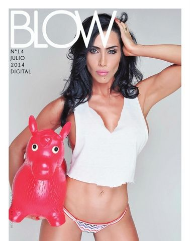 "Blow Paraguay ""July 2014"""