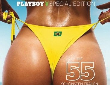 "Playboy Germany – Alemania ""Special Ediction Brazillian Girls 2014"""