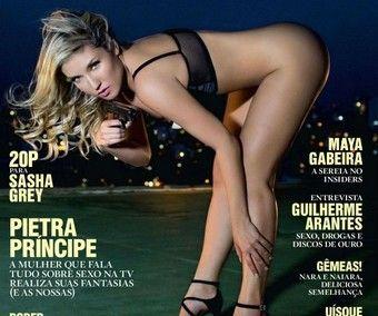 "Playboy Brazil – Brasil ""October 2013"""