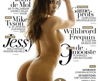 "Playboy Netherlands – Paises Bajos ""April 2015"""