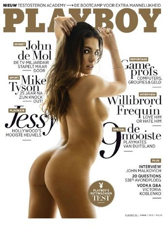 "Playboy Netherlands – Paises Bajos ""April 2015"""