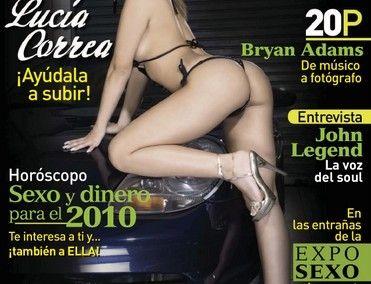 "Playboy Venezuela ""January 2010"""