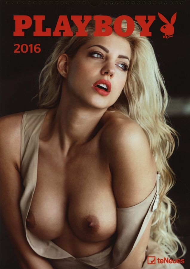 Playboy Germany Calendar 2016