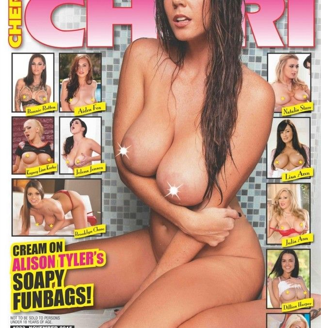 The Breast of Cheri November 2015