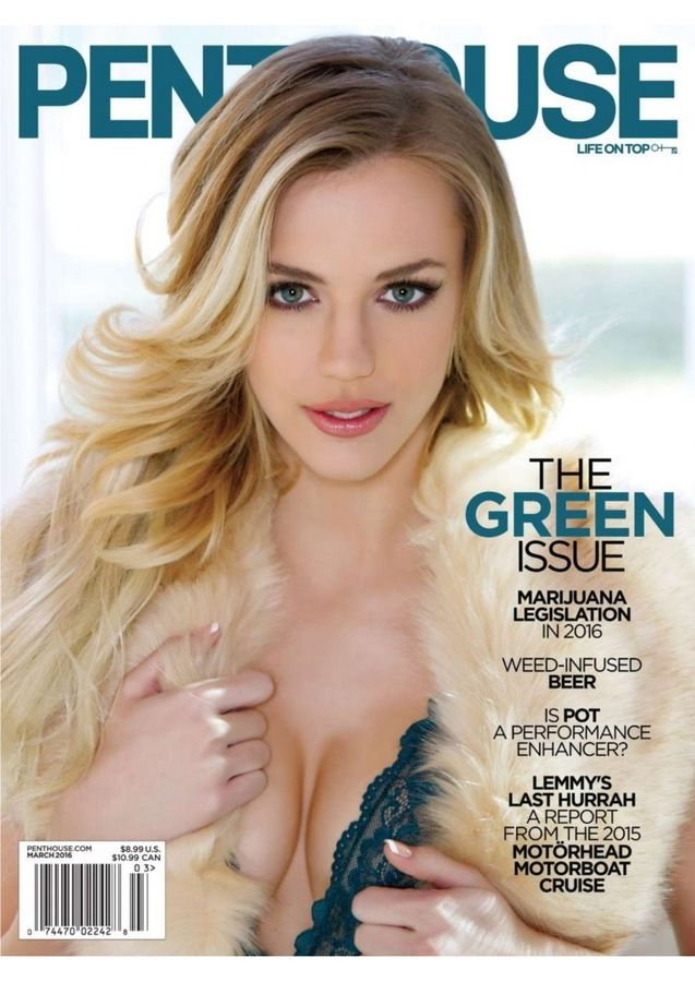 Penthouse USA March 2016 – Magazine