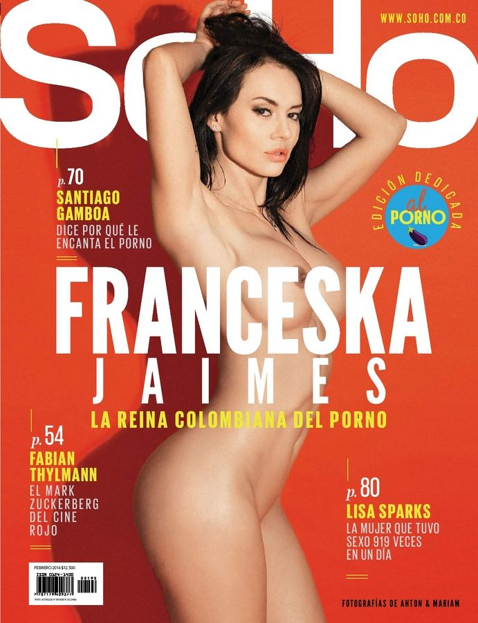 Revista Soho Colombia February 2016 – Nº 189