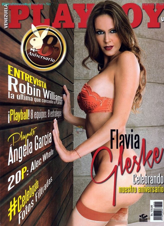 "Playboy Venezuela ""Octuber 2014"""