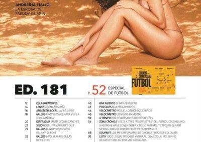 Revista Soho Colombia May 2015