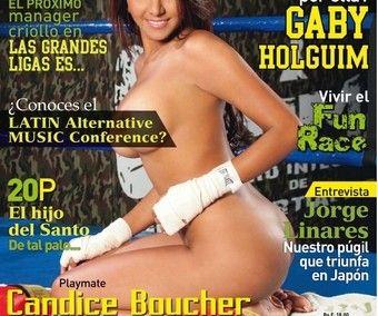 "Playboy Venezuela ""May 2010"""