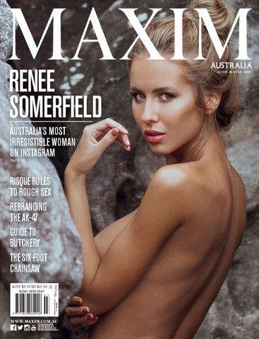 "Maxim Australia ""July 2015"""