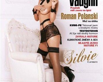 "Playboy Czech – Republica Checa ""April 2015"""