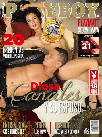 "Playboy Venezuela ""Octuber 2015"""