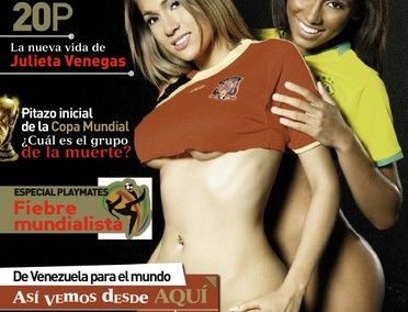 "Playboy Venezuela ""June 2010"""