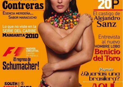 "Playboy Venezuela ""March 2010"""