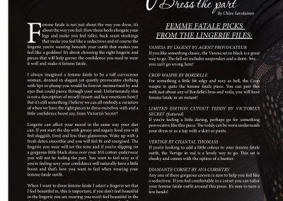 "Fuse Magazine ""Volume 23"" Lauren Luongo (18)"