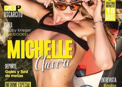 """Playboy Venezuela """"April 2016"""""""