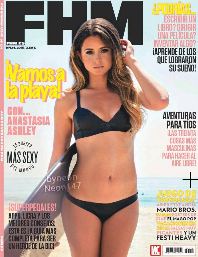 "FHM España Nº 134 ""September 2015"""