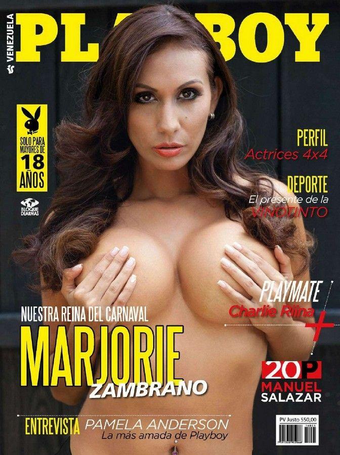 "Playboy Venezuela ""March 2016"""