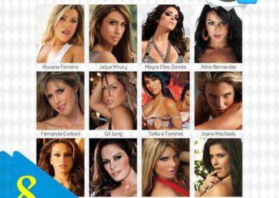 Revista Sexy Especial 16 Ensaios Octuber 2013
