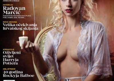 "Playboy Croatia ""November 2016"""