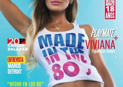 Playboy Venezuela November 2016