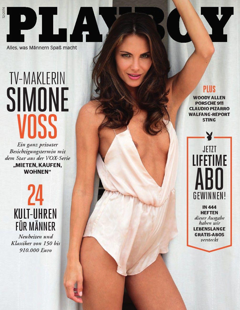 """Playboy Alemania """"Diciembre 2016"""""""