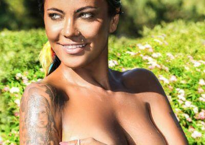 """Playboy Italia """"Septiembre 2016"""""""