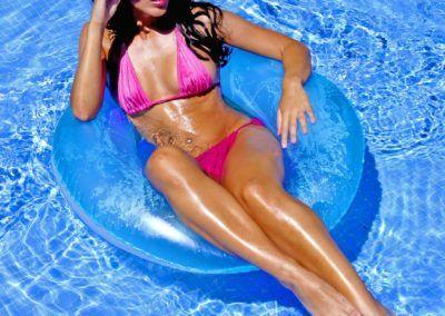 Judit Benavente Pool 8