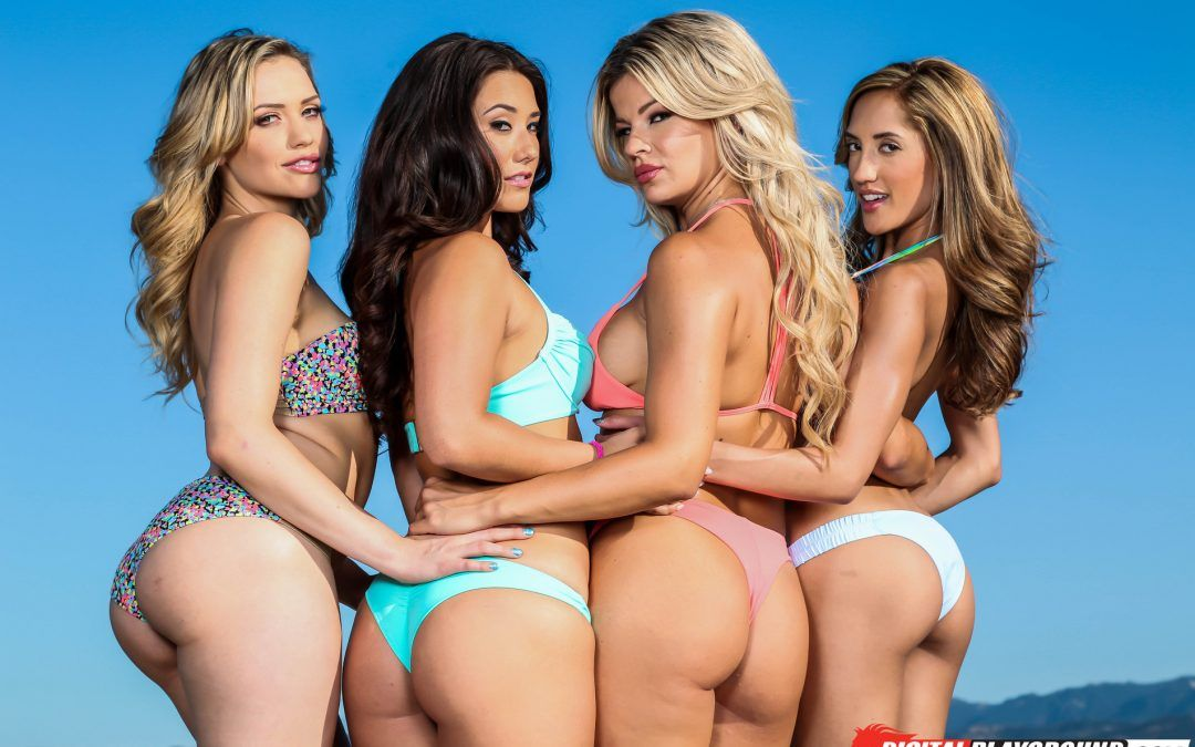 Eva Lovia Adriana Sephora Chloe Amour and Mia Malkova DP STAR Confidential Episode 1 Part 2-1