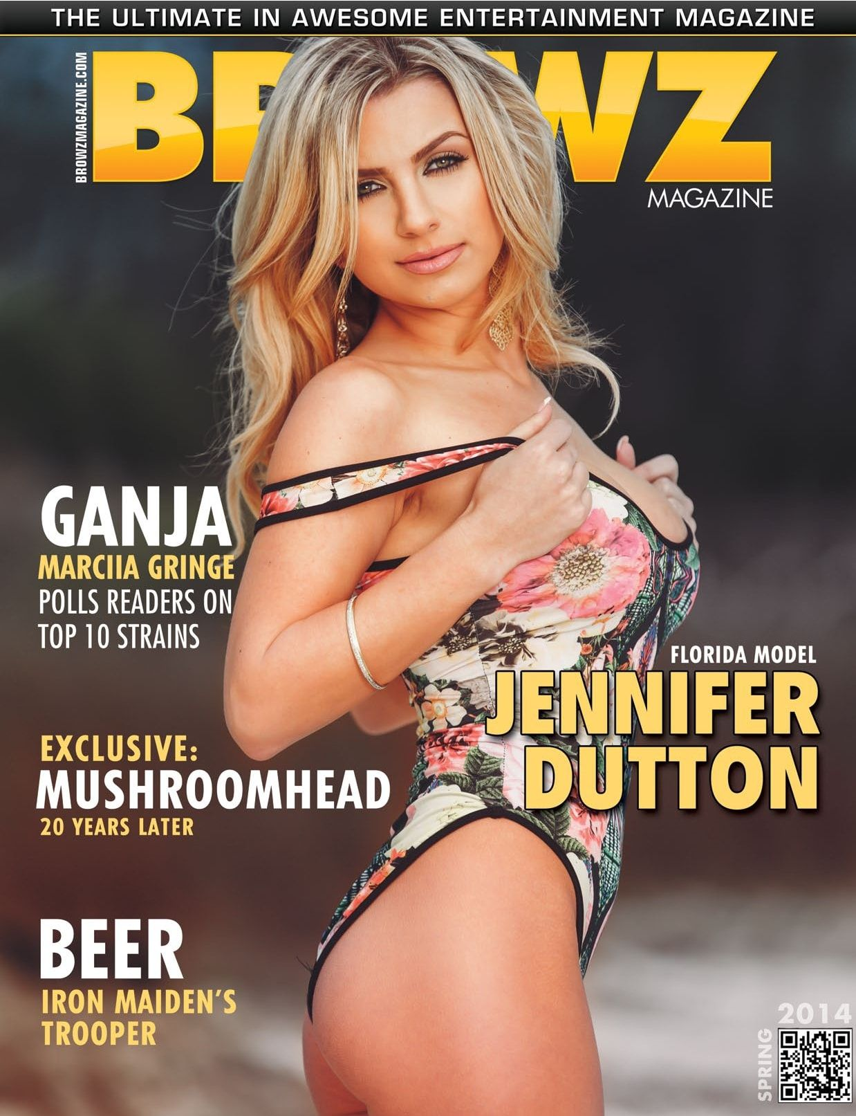 BROWZ Issue 11 – 2014 – Magazine