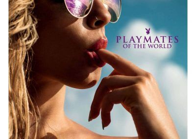 Playboy Special Collector's Edition – Playmates of the World 2015