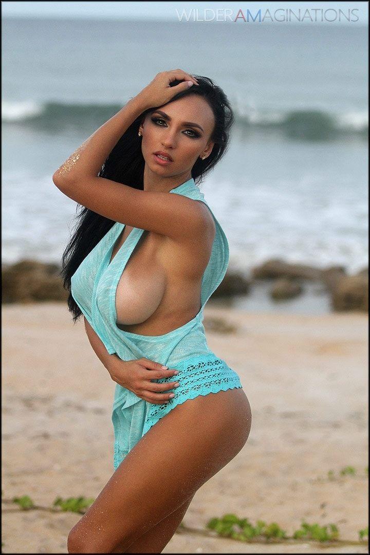 Iryna Ivanova Blue Beach