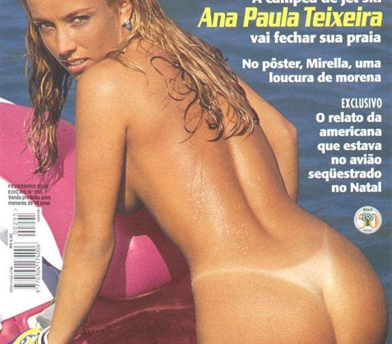"Playboy Brazil ""February 2000"""