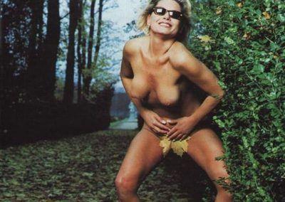 """Playboy Brazil """"January 2000"""" Vera Fischer (14)"""