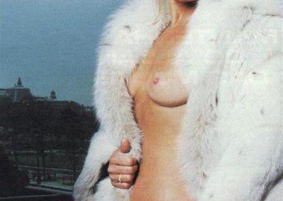 """Playboy Brazil """"January 2000"""" Vera Fischer (17)"""