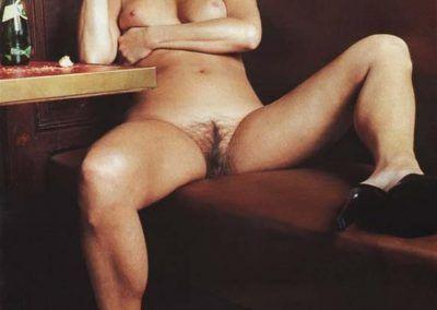 """Playboy Brazil """"January 2000"""" Vera Fischer (19)"""