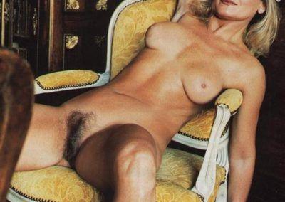 """Playboy Brazil """"January 2000"""" Vera Fischer (24)"""