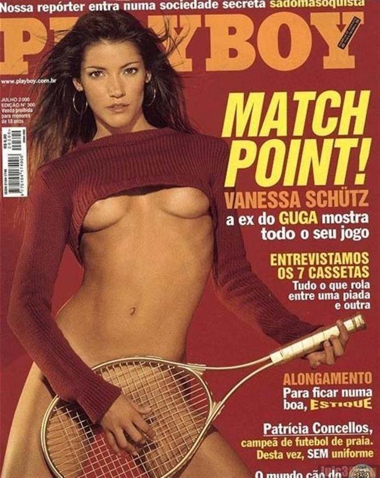 """Playboy Brazil """"July 2000"""""""